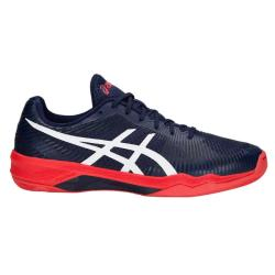 Squash Shoes - Asics Volley Elite FF Mens Squash Shoes