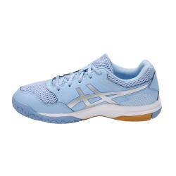 Squash Shoes - Asics Gel Rocket 8 Womens Squash Shoes Airy Blue