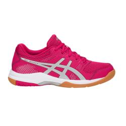Squash Shoes - Asics Gel Rocket 8 Womens Squash Shoes Rose