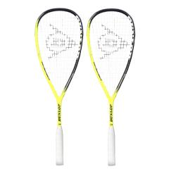 Squash Racquets - Dunlop Apex Infinity 2.0  Squash Racquet Two Pack