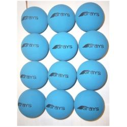 Squash Balls - Grays Racquetball Balls Bag of 12