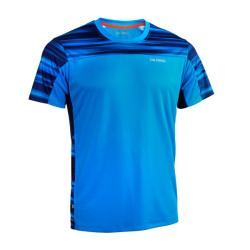Clothing - Salming Motion Tee Mens Blue