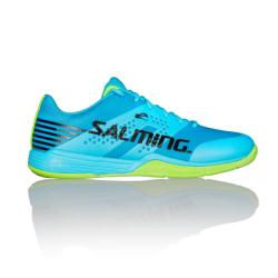 Squash Shoes - Salming Viper 5 Blue Mens Squash Shoes New