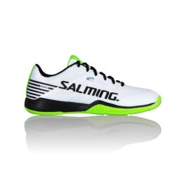 Squash Shoes - Salming Viper 5 White Mens Squash Shoes New