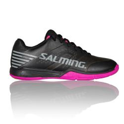 Squash Shoes - Salming Viper 5 Black Womens Squash Shoes New