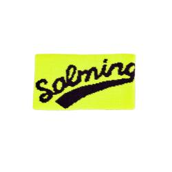 Squash Accessories - Salming Wristband Long Yellow Black