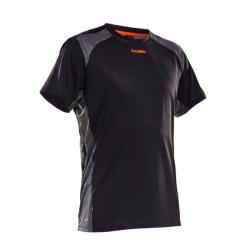 Clothing - Salming Challenge Tee Black