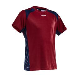 Massive Clothing Clearance - Salming Challenge Tee Burgundy