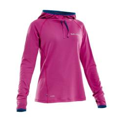 Clothing - Salming Lightweight Hoody Womens Pink