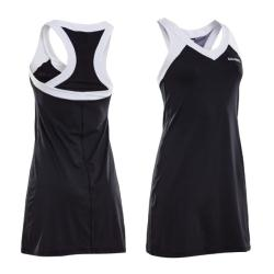 Clothing - Salming Strike Dress Black White