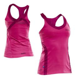 Massive Clothing Clearance - Salming Strike Tank Azalea Pink