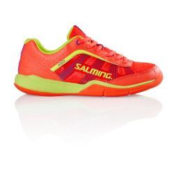 Squash Shoes - Salming Adder Coral Womens Squash Shoes