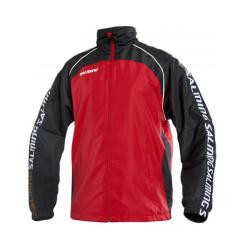 Clothing - Salming Detroit Jacket Red Black Men