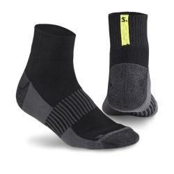 Clothing - Salming Run Wool Sock Black