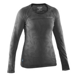 Clothing - Salming Run Long Sleeve Top Womens Grey