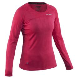 Clothing - Salming Run Long Sleeve Top Womens Rose