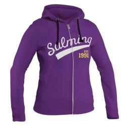 Massive Clothing Clearance - Salming 1991 Hoody Purple