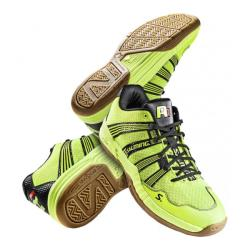 Squash Shoes - Salming Race R1.2 Yellow Shoes Clearance