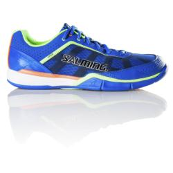 Squash Shoes - Salming Viper 3.0 Royal Gecko Green Mens Squash Shoes