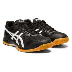 Squash Shoes - Asics Gel Rocket 9 Men Black White 2019