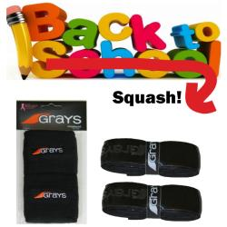 Squash Accessories - Back to Squash Accessory Pack GRAYS