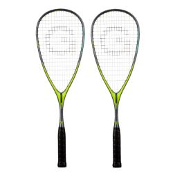 Squash Racquets - Grays Innovation Squash Racquet Classic Green Two Pack