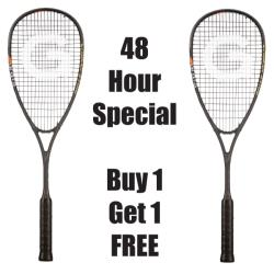 Squash Racquets - Grays Superlative 2019 48 Hour Buy 1 Get 1 FREE
