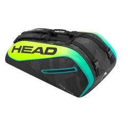 Squash Bags - Head Exteme Supercombi 9 Racquet Bag