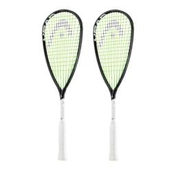 Squash Racquets - Head Graphene 360 Speed 135 Slimbody Two Pack Racquet 2019