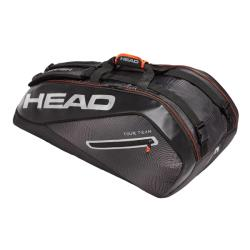Squash Bags - Head Tour Team Supercombi 9 Racquet Bag