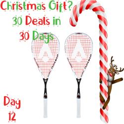 30 Deals in 30 Days, Squash Racquets - Karakal S100 2020 Two Pack
