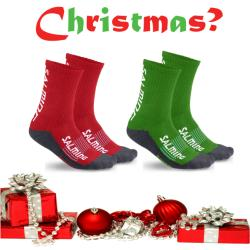 Christmas Specials, Clothing - Christmas Salming Advanced Indoor Socks 2 Pack