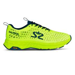 Salming Running - Greyhound Men Yellow Running Shoes