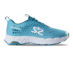 Salming Running - Greyhound Caribbean Blue Women Running Shoes New