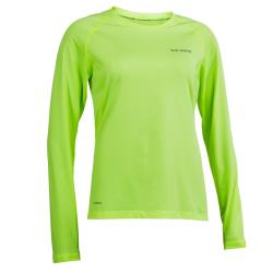 Clothing - Salming Balance Long Sleeve Tee Women Sharp Lime