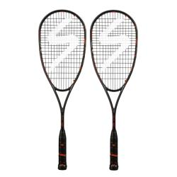 Squash Racquets - Salming Fusione Feather Racquet Two Pack