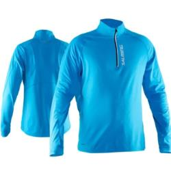 Massive Clothing Clearance - Salming Half Zip Long Sleeve Top Men