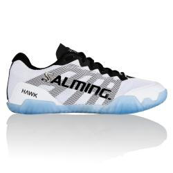 Squash Shoes - Salming Hawk Mens Squash Shoes White New
