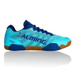 Squash Shoes - Salming Hawk Womens Squash Shoes Blue New