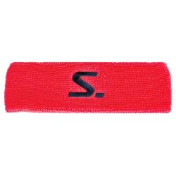Squash Accessories - Salming Knitted Headband Coral Navy