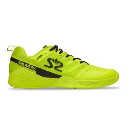 Squash Shoes - Salming Kobra 3 Men Lime Punch Squash Shoe Launch