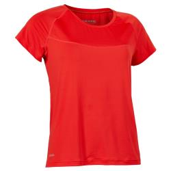 Clothing - Salming Laser Tee Women Fiery Red