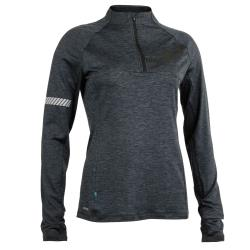 Clothing - Salming Phase Halfzip Jacket Women Dark Grey