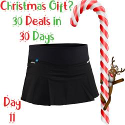 30 Deals in 30 Days, Clothing - Salming Strike Skirt Black