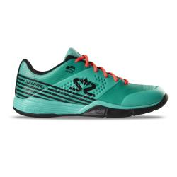 Squash Shoes - Salming Viper 5 Shoe Men Turquoise Black