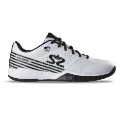 Squash Shoes - New Salming Viper 5 Shoe Men White/Black Launch