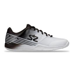 Squash Shoes - Salming Viper 5 Shoe Men White Black 2020 Launch