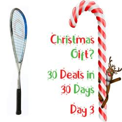 30 Deals in 30 Days, Squash Racquets - Viper Court Racquet