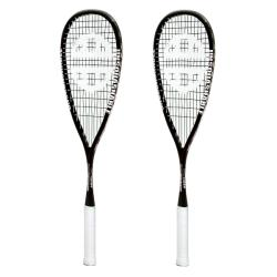 Squash Racquets - UNSQUASHABLE Aero-tec Two Pack