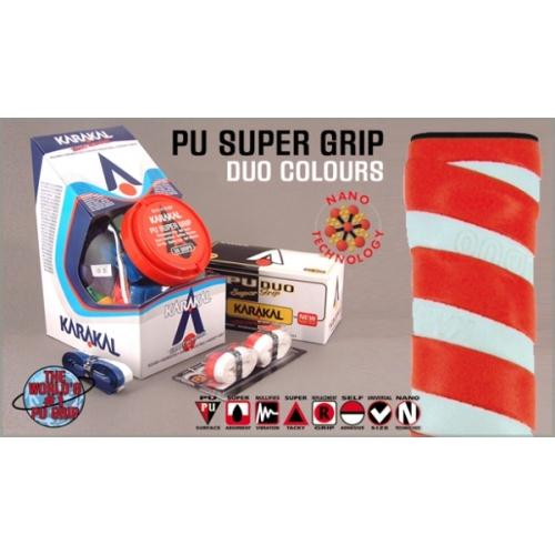 Squash Accessories - Karakal Duo PU Grip Box 24